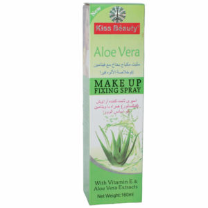 Kiss Beauty Aloe Vera Makeup Fixing Spray – 160ml
