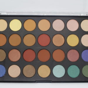 Gulflower Cosmetics Professional 28 Color Palette Eyeshadow