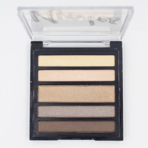 Seven Cool Professional Makeup Nudes Eyeshadow No 3