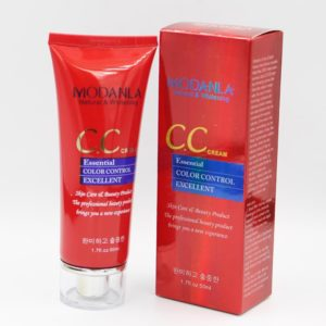 Modanla Natural and Whitening Essential Color Control Cream ...