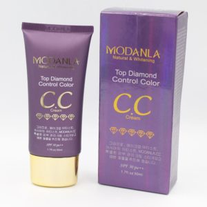 Modanla Natural and Whitening Top Diamond Color Control Cream