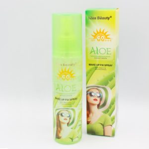 Kiss Beauty Aloe Sunscreen Makeup Fix Spray – 100ml