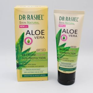 Dr. Rashel Skin Natural Aloe Vera All in One BB Cream Sun Pr...