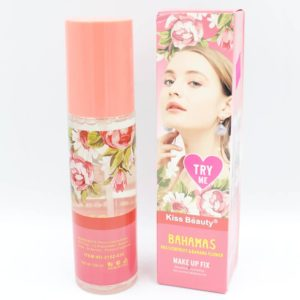Kiss Beauty Make Up Fix Bahamas with Passionfruit and Banana Flower