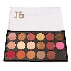 Msyaho 18 Multi-Colored Attractive Eyeshadow Palette (B) – 27G