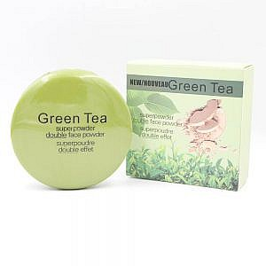 Green Tea Face Compact Powder – 36G