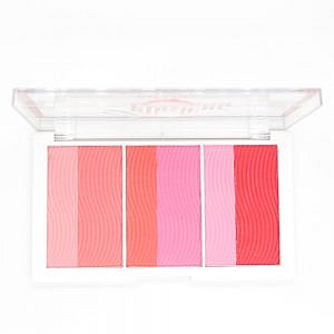 Seven Cool Professional Makeup Blushing Powder No 2