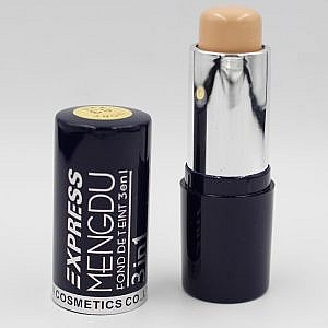 Express Mengdu 3 In 1 Foundation Stick Ivory Shade 03