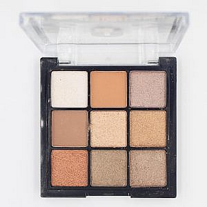 Gulfbeauty 9 Color Eyeshadow Palette No 2