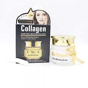Collagen Extra Whitening Skin Cream With Pure Collagen – 55G