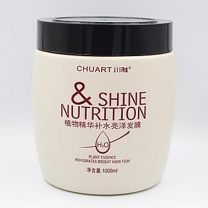 Chuart Shine And Nutrition Hair Treatment – 1000Ml