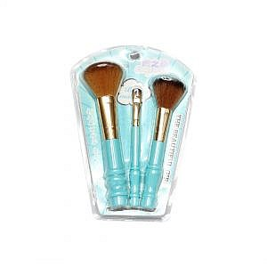 Blue The Beautiful Girls Blue Brush Set – 3Pcs