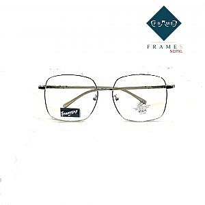 UV Protection Metal Frame – Silver