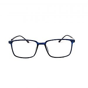 Rectangle Plastic Light Frame- Navy Blue