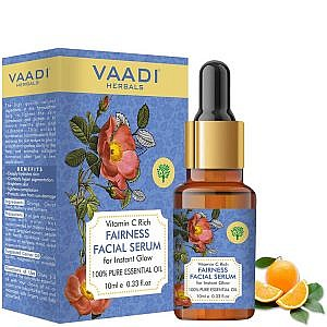 Vaadi Herbals Vitamin C Fairness Facial Serum – 10ml