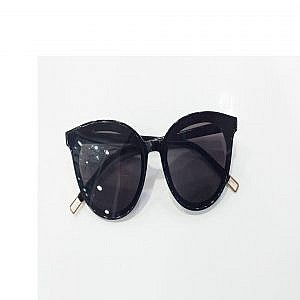 Gentle Monster Women Korean Sunglass- Full Black