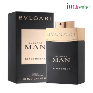 Bvlgari Man Black Orient Eau De Parfum for Men 100ml