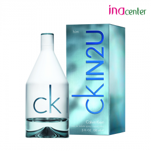 Calvin Klein CK In 2 U Him Eau De Toilette for Men 150ml