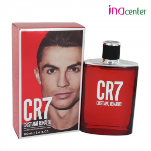 CR7 Cologne by Cristiano Ronaldo Eau de Toilette for Men 100ml