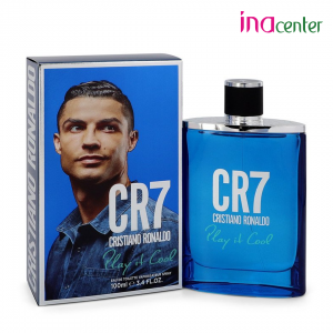 CR7 Play It Cool Cologne by Cristiano Ronaldo Eau de Toilette for Men 100ml