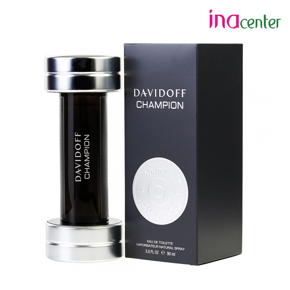 Davidoff Champion Eau De Toilette for Men