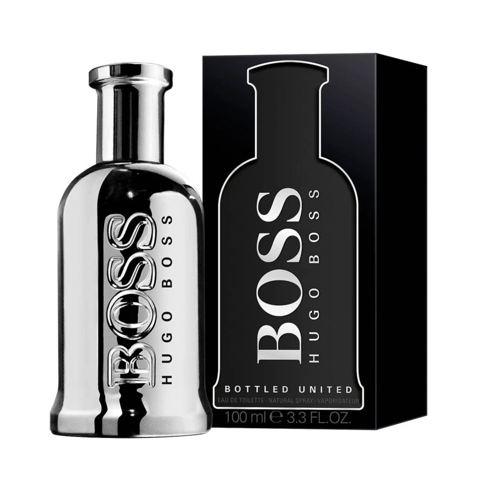 Hugo Boss Boss Bottled United Eau De Toilette For Men 100ml