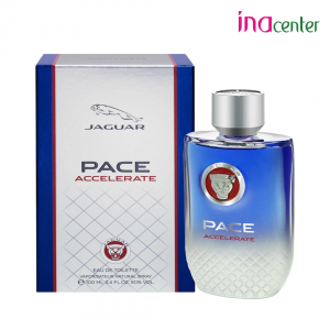 Jaguar Pace Accelarate Eau De Toilette for Men 100ml