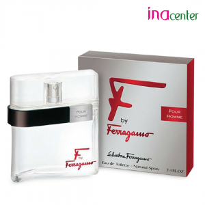 Salvatore Ferragamo F By Ferrragamo Eau de Toilette for Men 100ml