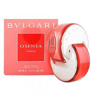 Bvlgari Omnia Coral Eau de Toilette Spray for Women 65ml
