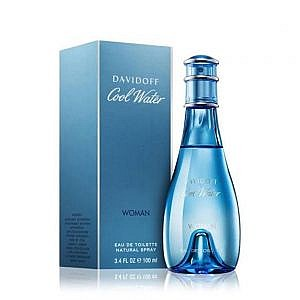 Daviddoff Cool Water Eau De Toilette Spray for Women 100ml