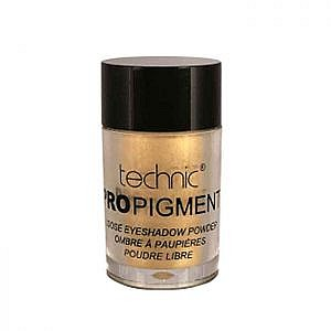 Technic Pro Pigment Loose Eye Shadow Powder- You Are My Sunshine