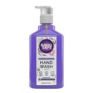 Raho Safe Hand Wash With Lavendar & Water Lily Essence and Goodess Of Neem 300 ML