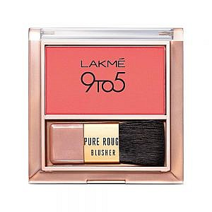 Lakme 9 To 5 Pure Rouge Blusher | 6G
