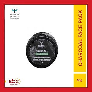 Bombay Shaving Company Charcoal Face Pack | 50GM
