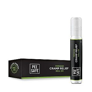 Pee Safe Feminine Cramp Relief Roll On for Period Pain – 10 ML