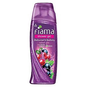 Fiama Blackcurrent and Bearberry Shower Gel | 250ml