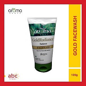 Aroma Leafs Gold Radiance Face Wash | 120GM