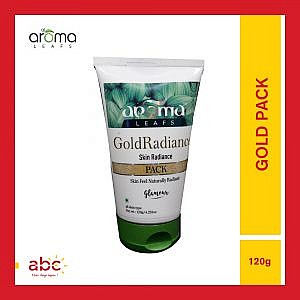 Aroma Leafs GoldRadiance Skin Radiance Pack – 120gm