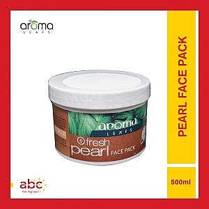 Aroma Leafs Fresh Pearl Face Pack – 500ml
