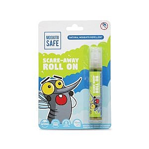 Moskito Safe Scare Away Natural Mosquito Repellent Roll On 1...