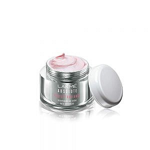 Lakmé Absolute Perfect Radiance Brightening Day Creme with Sunscreens, 50gm