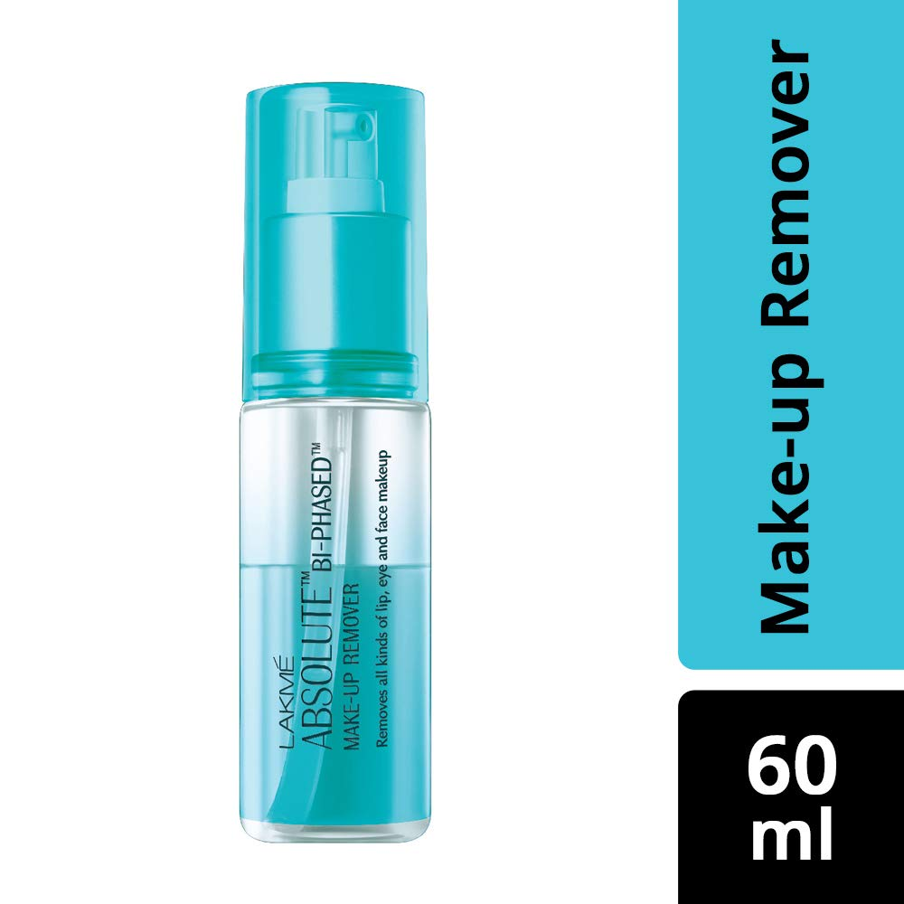 Lakmé Absolute BI Phased Makeup Remover |60ml
