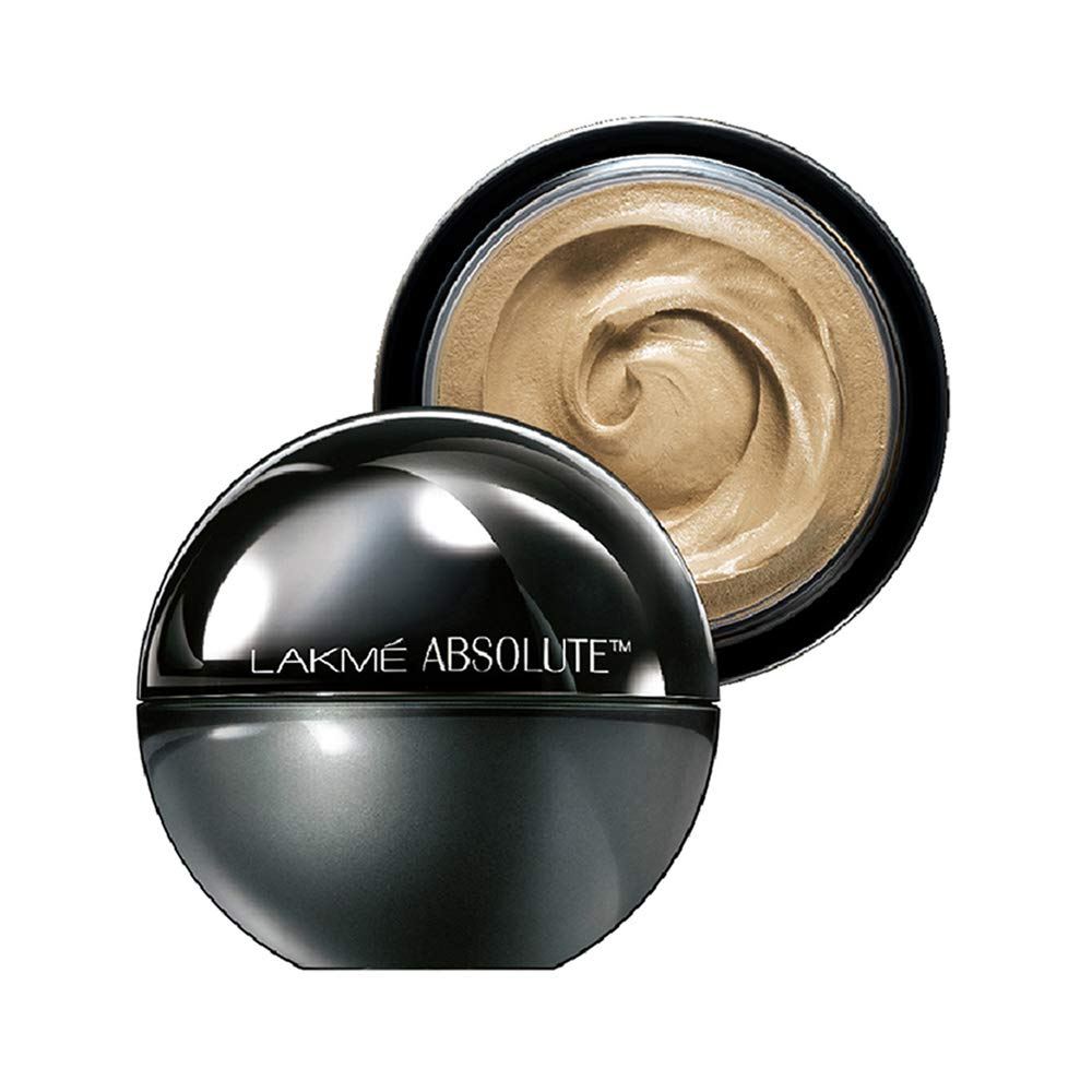 Lakme Absolute Skin Natural Mousse MattReal- Ivory Fair 01|25gm